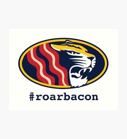 roarbacon Art Print