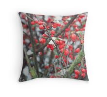Very Berry Throw Pillow