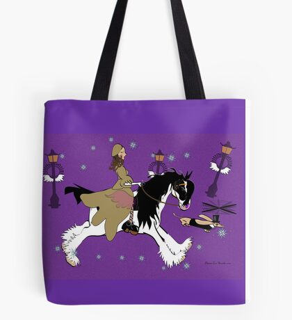 The Time Travellers Tote Bag