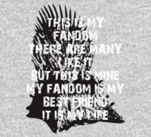 Fandom Creed - Game of Thrones by Shaun Beresford