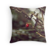 Berry lonesome  Throw Pillow
