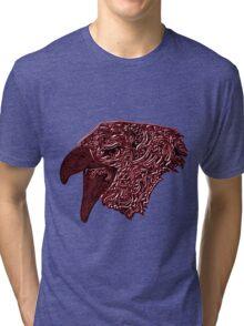 Maori Eagle Tri-blend T-Shirt