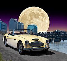 1963 Austin-Healey 3000 by DaveKoontz