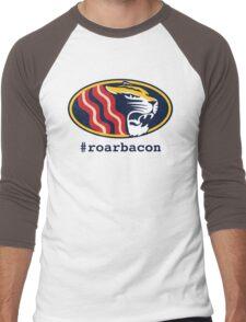 roarbacon Men's Baseball ¾ T-Shirt