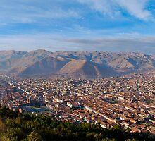 Cusco by DAJPowell