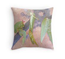 131/365 Leafamazing! Throw Pillow