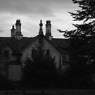 Forgotten Manor.. by KurtBarlow
