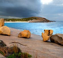 Incoming Storm over Esperance by John Pitman