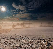 Winters Dawn by Moments In Time Photography