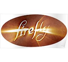 Firefly: Episode Opening Logo Poster