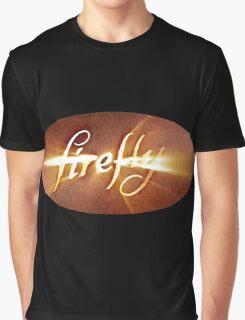 Firefly: Episode Opening Logo Graphic T-Shirt