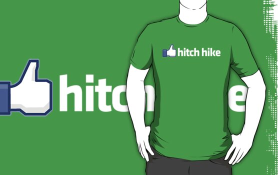 Not Facebook : I Hitch Hike by Ozh !