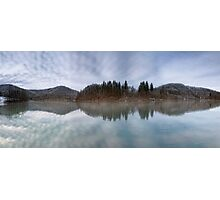 Plitvice panorama Photographic Print