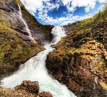 Flam Waterfall by adng