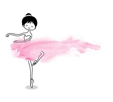 Tiny Dancer by Holly Hatam
