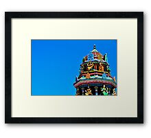Sri Siva Subramaniya #5 Framed Print