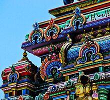 Sri Siva Subramaniya #8 by DAJPowell