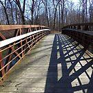 Cross Over the Bridge by Monnie Ryan