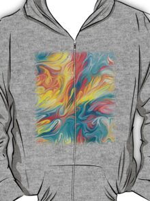 Abstract Colors II T-Shirt
