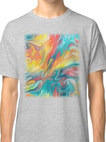 Abstract Colors II Classic T-Shirt