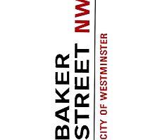 Baker street NW1 by SherlockReader1
