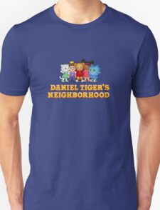 Daniel Tiger & Friends Unisex T-Shirt