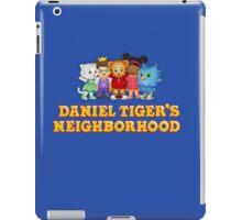 Daniel Tiger & Friends iPad Case/Skin