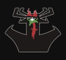 Aku's Disappointed Face by James Scott
