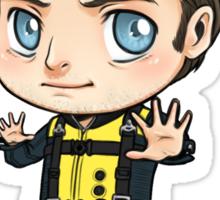 X-men: First Class - Erik Lensherr Sticker
