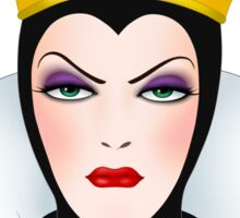 Evil Queen  Sticker