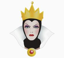Evil Queen  One Piece - Short Sleeve
