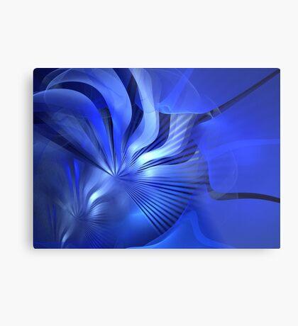 Sea Waves Metal Print