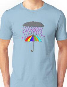 Rain of Love Unisex T-Shirt