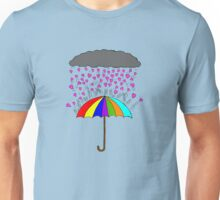 Rain of Love Unisex T-Shirt