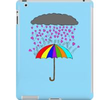Rain of Love iPad Case/Skin