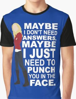 Emma Swan - Maybe I Don't Need Answers Graphic T-Shirt