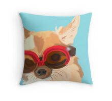 Cool Chi Throw Pillow