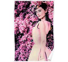 Audrey Hepburn- Queen of Kindness Poster