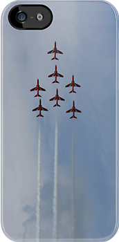 Red arrows by SherlockReader1