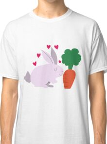 Love Bunny Classic T-Shirt