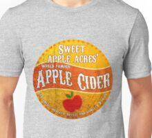 Sweet Apple Acre's Finest Apple Cider Unisex T-Shirt
