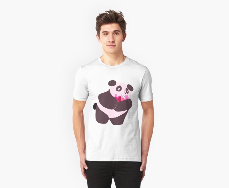 Love Panda by SaradaBoru