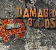 damaged goods calendar front cover by David Kessler