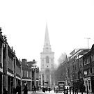 Christ Church Spitalfields - London by MaggieGrace