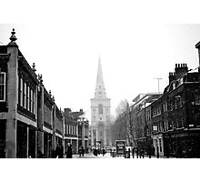 Christ Church Spitalfields - London Photographic Print
