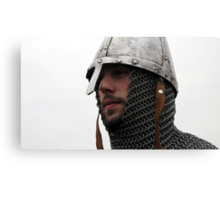 Serbian Knight Canvas Print