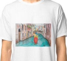 Snail & Doggy go to Venice I Classic T-Shirt