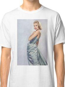 Grace Kelly- Queen of Grace Classic T-Shirt