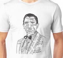 Daniel Craig Filmography Unisex T-Shirt