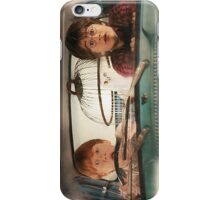 Harry potter, Rons car case. iPhone Case/Skin